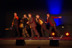 17 Flying Pickets